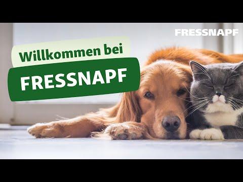 Willkommen bei Fressnapf!