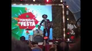 """Ruizinho de Penacova no """" Portugal em Festa"""""""