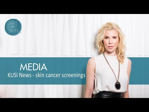Skin Cancer Foundation Free Skin Cancer Screening with Dr. Palm