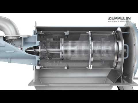 Zeppelin Sifter | Functionality