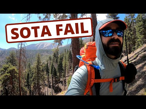 Another Failed SOTA (not my fault!)