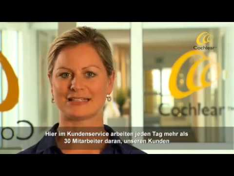 Vorstellung Customer Service Cochlear Hannover