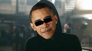 Barack Obama Sings Faded - ALAN WALKER