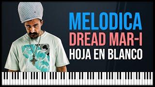 "Como tocar: ""Hoja en blanco"" - Dread Mar-I (bachata muy famosa)"