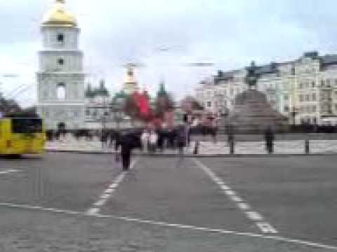Київ. Софіївська площа