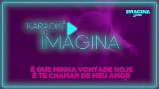 KARAOKE DO IMAGINA - PRETEXTO
