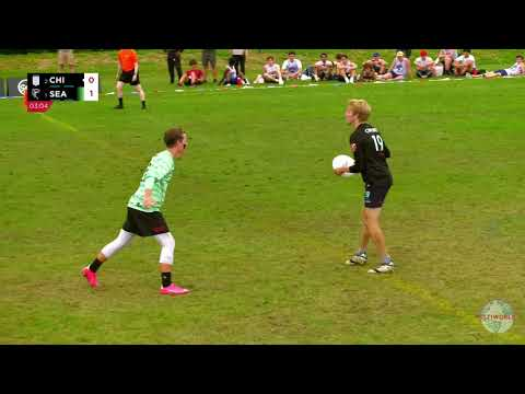 Video Thumbnail: 2021 U.S. Open, Men's Final: Chicago Machine vs. Seattle Sockeye