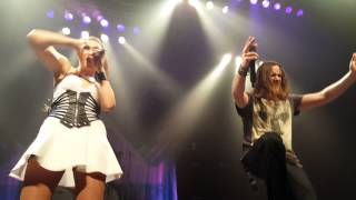 ★MIRACLE MOVIE★Amaranthe ~Afterlife~ 7/17/2015 Japan Live