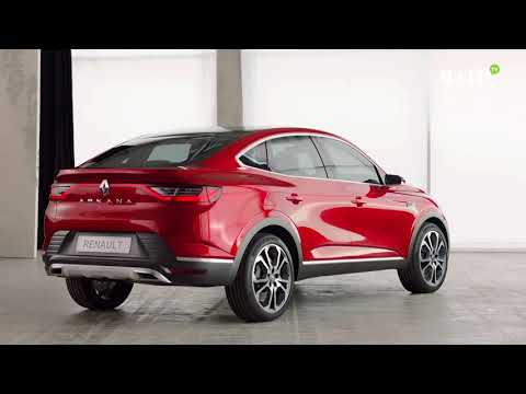 Video : Renault révèle son show-car Arkana