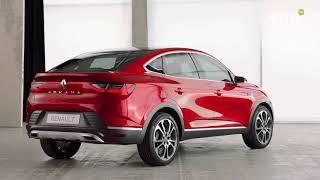 Renault révèle son show-car Arkana