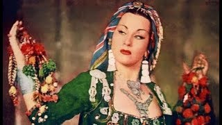 "Música Peruana. Yma Súmac. ""Wifalitay"" Carnaval de Tambobamba."