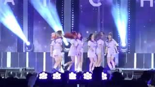 170729 서경방송 창사20주년 Jump Concert - 드림캐쳐(DreamCatcher) - 날아올라(Fly High)