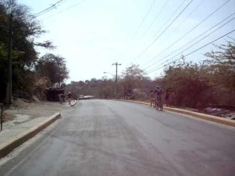 Nicaragua Taxi Ride