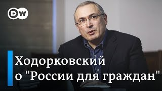 Михаил Ходорковский подготовке