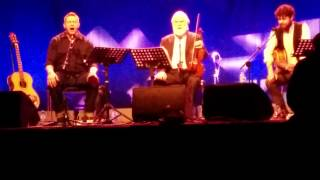 Tradfest 2015 Closing Gala - Damien Dempsey, John Sheahan Declan O'Rourke - The Auld Triangle