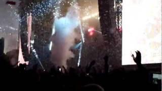 Calvin Harris @ Creamfields 2011 Feel So Close live
