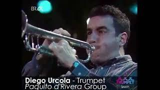 Diego Urcola - Paquito D'Rivera Group!