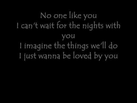 Scorpions - No one like you (with lyrics)