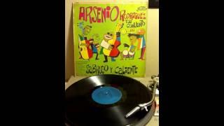 Salsa Songs - Hay Fuego En El 23 - Arsenio Rodriguez (Original Album)