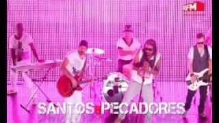 Santos & Pecadores - Energia (Apresentação novo CD)