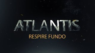 ATLANTIS - Respire Fundo (TRAILER) - Minecraft PE (pocket edition) mcpe série survival
