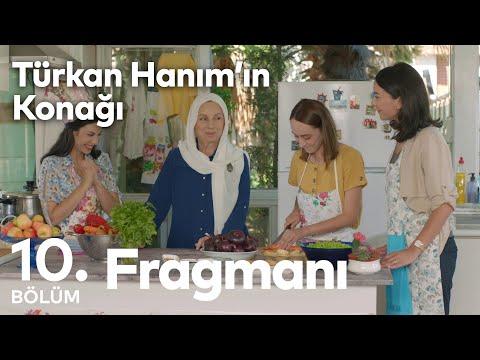 Türkan Hanım'ın Konağı 9. bölüm fragmanı