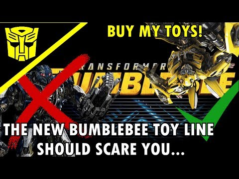 The Transformers Bumblebee Movie Toy line Has A Problem-Transformers 6/Bumblebee Movie