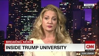 Former Trump University student: It was a fraud