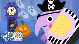 Hickory Dickory Dock Halloween | Song