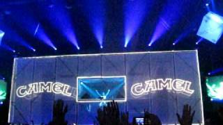 DJ Ton T.B. - Dream Machine. Sander van Doorn @ Godskitchen Camel Urban Wave 2009. Moscow