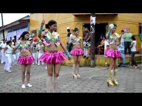 Carnaval Acuático in San Carlos