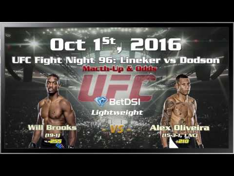 UFC Fight Night 96 | Lineker vs Dodson | Fight Analysis, Picks, and Betting Odds