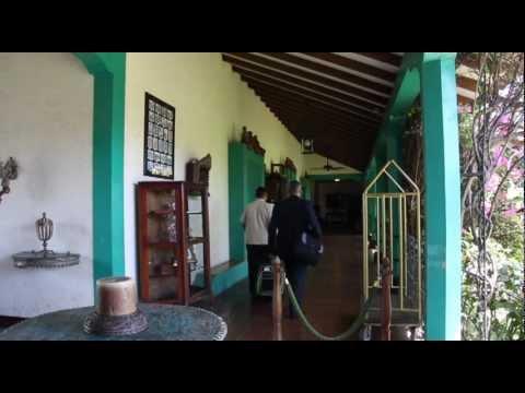 Hotel El Convento León-Nicaragua