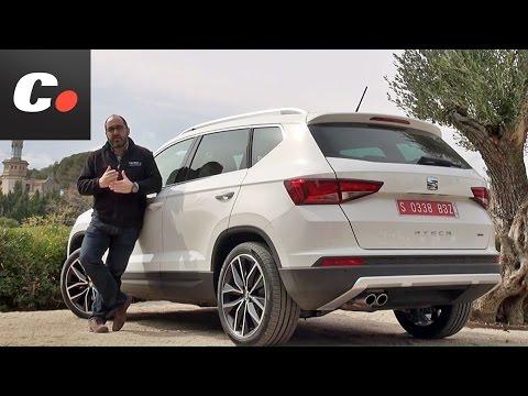 Seat Ateca SUV 2016   Primera Prueba / Review en español   Contacto   coches.net