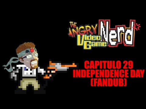 Angry Video Game Nerd - Capitulo 29 - Independence Day (Fandub Español)