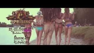 Uprising Reggae Festival 2014 TV SPOT