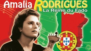 """Amalia Rodrigues - Solidao (From """"Les amants du Tage"""")"""