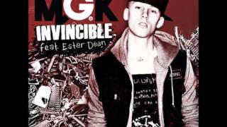 Machine Gun Kelly - Invincible Remake (Instrumental)