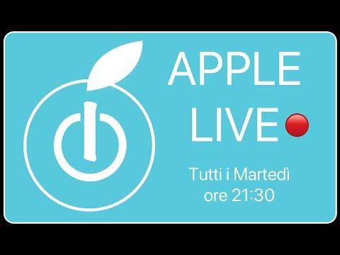 Apple LIVE + UNBOXING