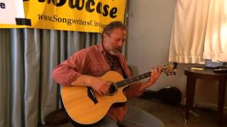 Gary Kirkland - Covers George Russell's song Snake River