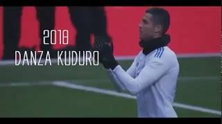 Cristiano Ronaldo 2018 | Danza Kuduro | Skills & Goals