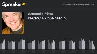 PROMO PROGRAMA 40