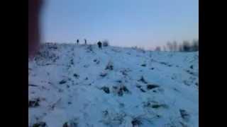 Zima 2012 6 grudnia