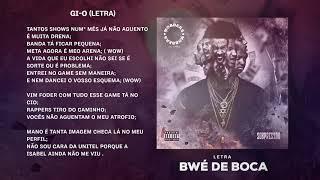 MOBBERS - Bwé de Boca | Música+Letra