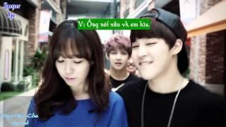 [Vietsub Parody] Beautiful BTS [J-Hope, Jimin, V, Jung Kook]