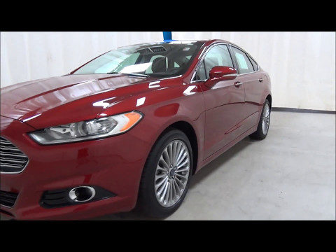 2014 Ford Fusion at Schmit Bros in Saukville, WI!