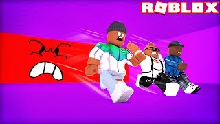 DON'T GET CRUSHED BY A SPEEDING WALL IN ROBLOX