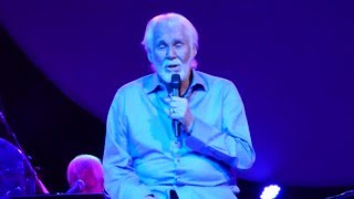 """Kenny Rogers Live-""""Lady"""""""