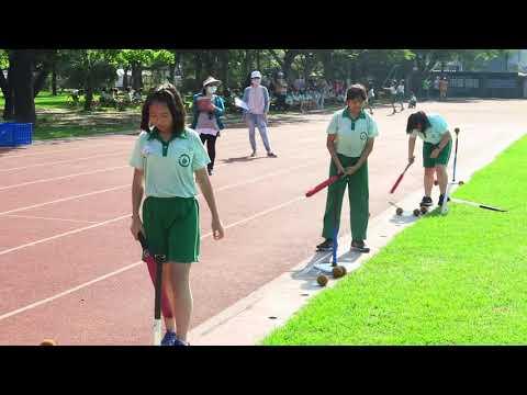 2018.5.15豐村國小五年級班際體育競賽-樂樂棒球打擊 - YouTube