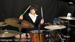 อกหัก - Bodyslam Drum Cover [ Tarn Softwhip ]